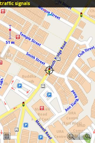 Offline Map Singapore (Free)- screenshot