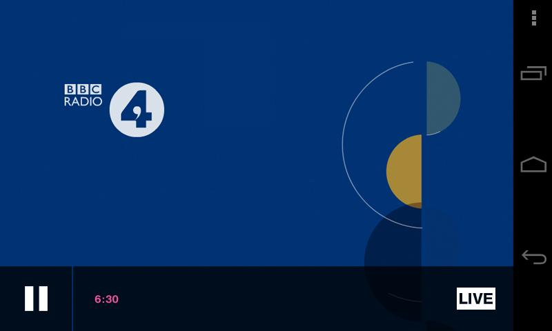 BBC Media Player - screenshot