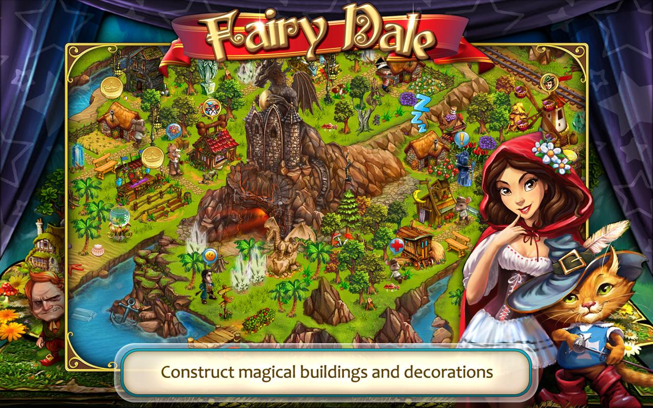 Fairy Dale- screenshot