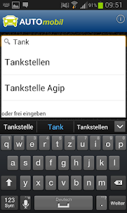 AUTO mobile - screenshot thumbnail