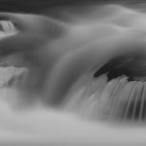 Shades of Water by Jakub Jasinski - Black & White Landscapes