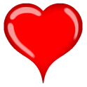 Heart Battery Widget icon