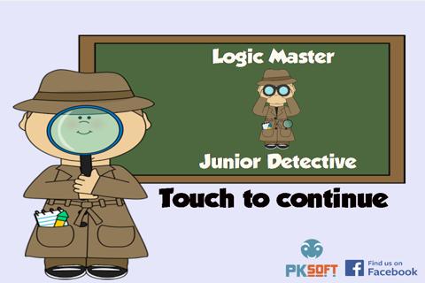 Logic Master Jr. Detect. Free