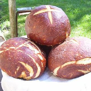 Signature Pretzel Bread