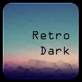 Material Retro Dark CM11/PA