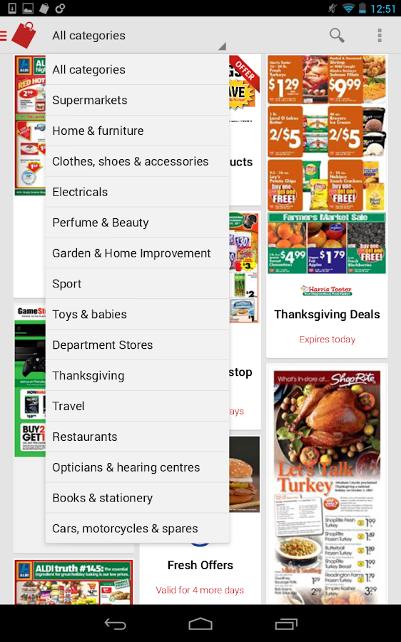 Tiendeo - Deals and stores - screenshot