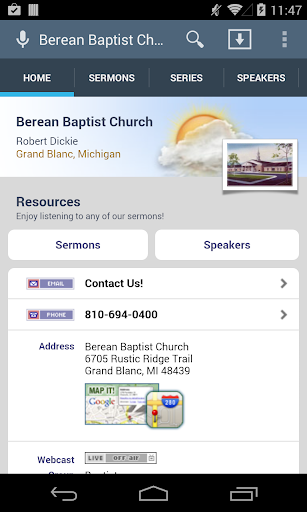 Berean Baptist Church MI