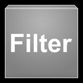 もう少し画面を暗くしたい ~ Screen Filter ~