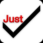JustCheck - simple checklist