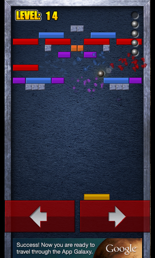 Brick Storm - screenshot