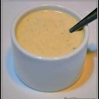 The Most Incredible Crab Bisque.
