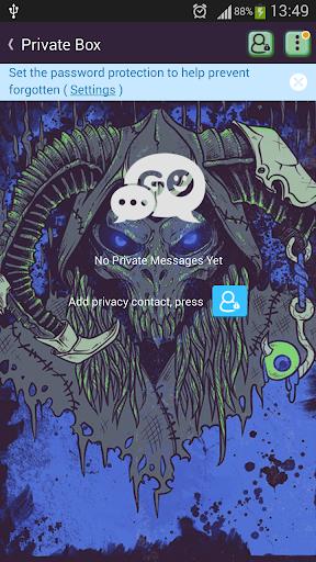玩娛樂App|GO SMS Demon免費|APP試玩