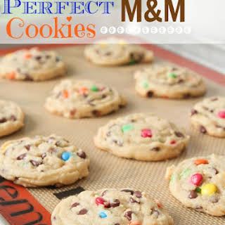 How To Make Perfect M and M Cookies.