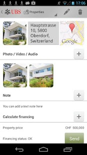 UBS Mortgages- screenshot thumbnail