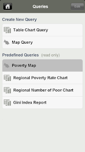 Poverty&Inequality DataFinder - screenshot thumbnail