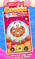Screenshot of Cookies Maker - Cooking Game