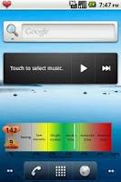 Screenshot of btHeart - Workout Monitor