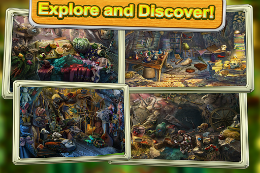 Hidden Object Dragon Island