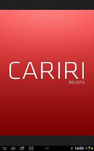 Cariri Revista- screenshot thumbnail