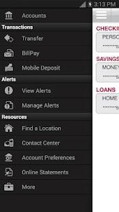 Bank of Oklahoma Mobile - screenshot thumbnail