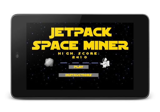 Jetpack Space Miner