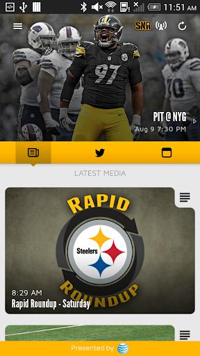 【免費運動App】Pittsburgh Steelers-APP點子