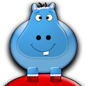 Bouncing Hippos logo