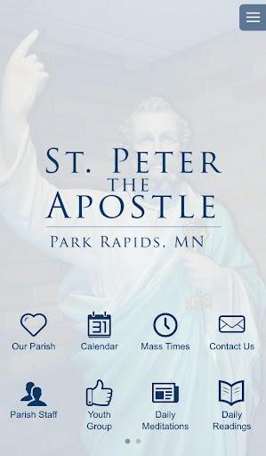St Peter Park Rapids MN