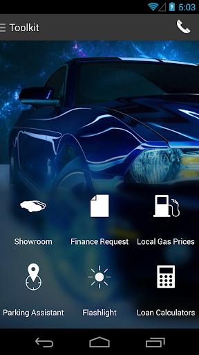 DZ Motors DealerApp