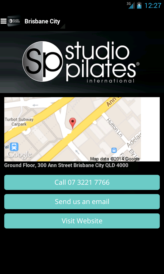 Studio Pilates AU/NZ- screenshot