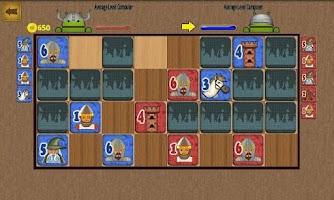 Screenshot of Knight Chess