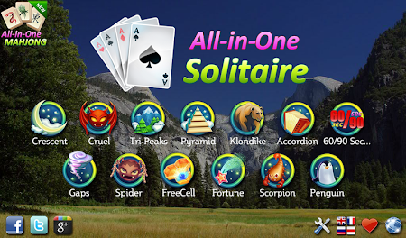 All-in-One Solitaire FREE 20151217 screenshot 221798