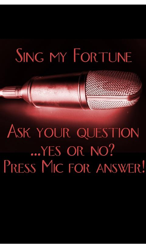 Sing My Fortune Lite - screenshot