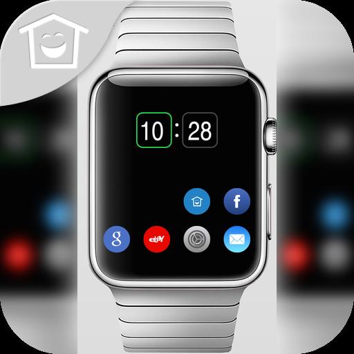 可穿戴數字手錶主題 LOGO-APP點子
