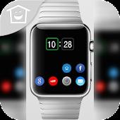 Wearable Digital Watch Theme