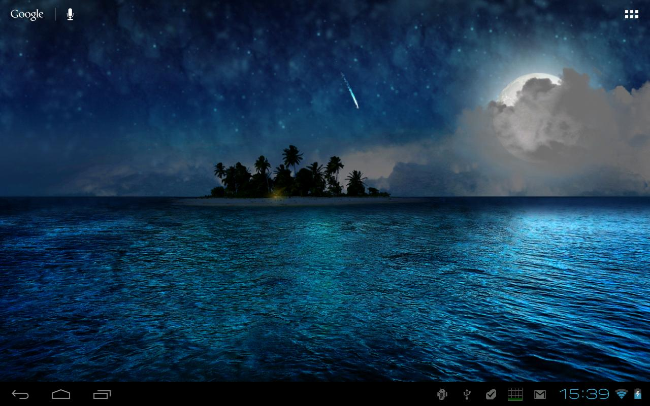 Island HD lite - screenshot