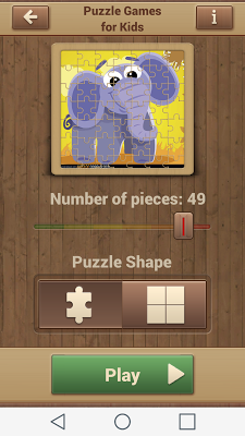 Puzzle Games for Kids - screenshot