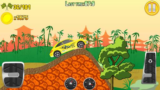 Cars Climb Racing