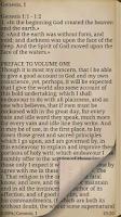 Screenshot of Matthew Henry Bible Commentary
