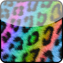 GO Keyboard Rainbow Cheetah icon