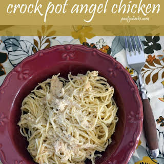 Crock Pot Angel Chicken.