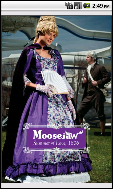 MooseJaw Catalog - screenshot