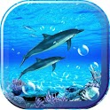 Dolphin Sounds Live Wallpaper icon