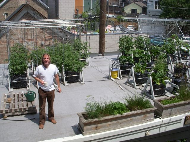 Green Roof Growers How And Why To Make A Sip