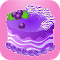 Cake Cooking Challenge Games icon