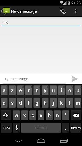SMS Messaging AOSP