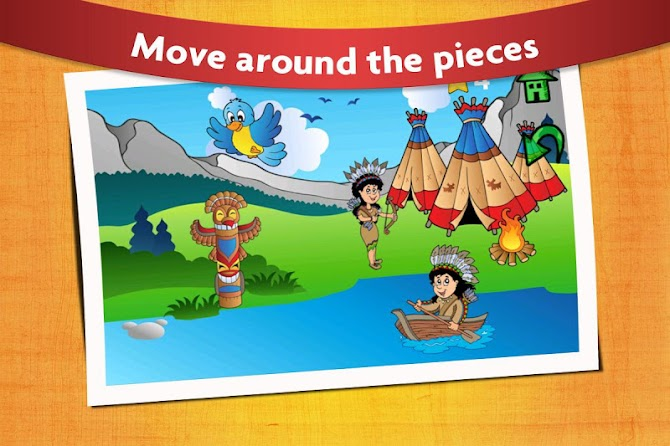 Peg Puzzle 2 Toddler Shape Puzzles (Full Version) Android 20