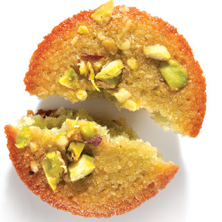 Pistachio Financiers
