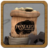 Potato Augmented Reality Game