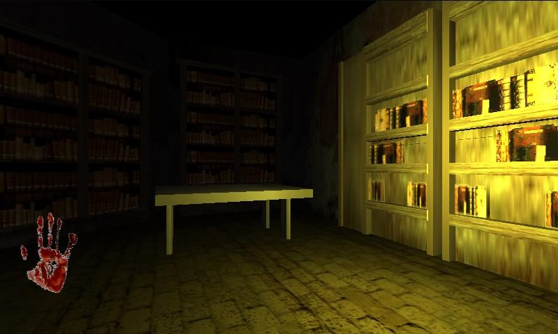 Evil Gates: mansion Escape- screenshot
